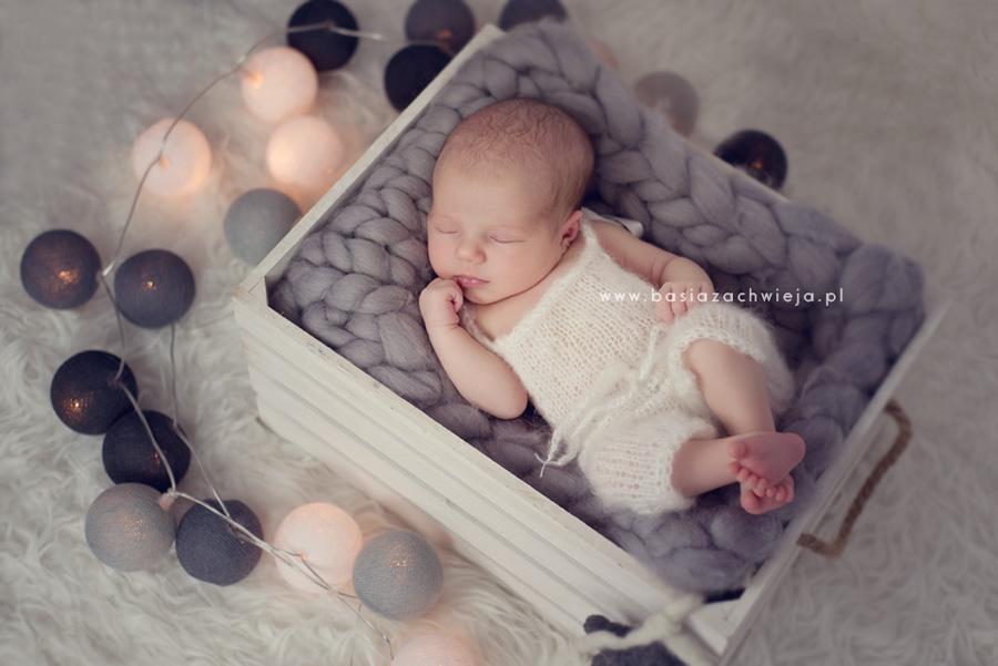 Sesja noworodkowa Zakopane